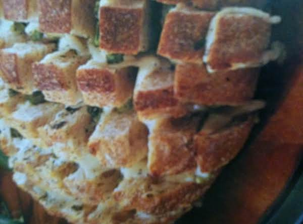 Gayle's Ultimate Cheesy Goodness Loaf Recipe