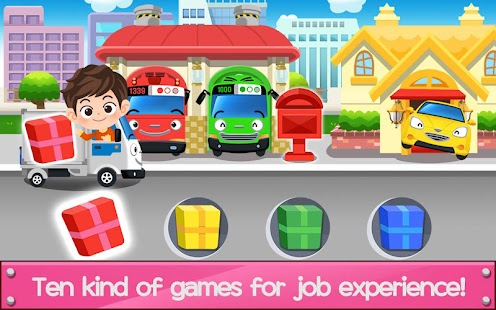 Tayo Job Game - náhled