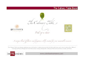 Photo: The Culinary Table - Brand Development - Tag, Definition, Tone