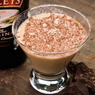 Baileys Minty Martini.