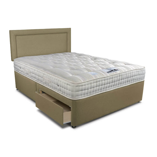 Sleepeezee New Backcare Luxury 1400 Divan Bed