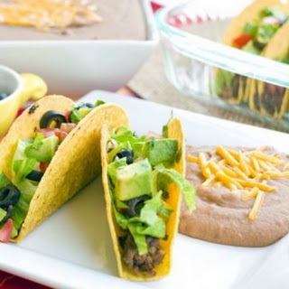 Oven Tacos.