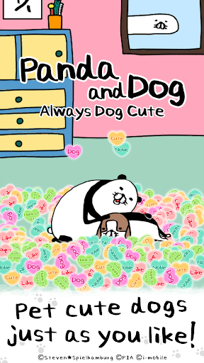 Panda and Dog: Always Dog Cute 3.2.1 screenshots 1