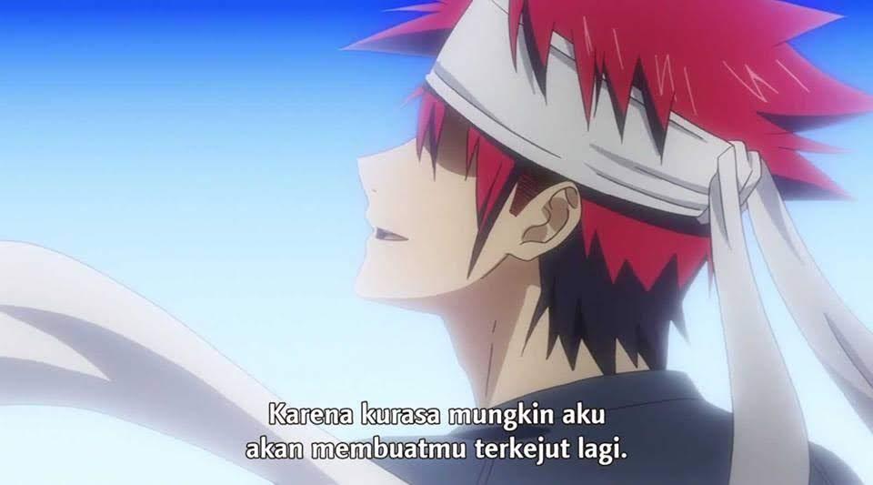Shokugeki no Souma: San no Sara Episode 12 Subtitle Indonesia
