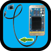 USB Endoscope APP For Android (webcam test) Icon