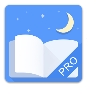 Moon+ Reader Pro v3.5.3 APK Aplikasi Android Gratis