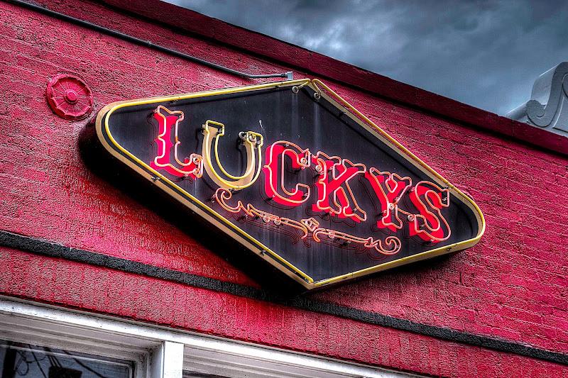 Photo: Lucky's tattoo parlor. Deep Ellum, in Dallas, TX. ==>https://plus.google.com/111469312512634945599/  1D MkIV / 24-70 USM II / HDR
