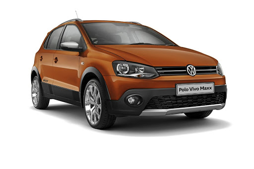Volkswagen has launched the Polo Vivo Maxx in SA. Picture: QUICKPIC