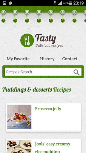 Puddings Desserts Recipes