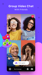 Bunch: Group Video Chat & Party Games App Download For Android and iPhone 1