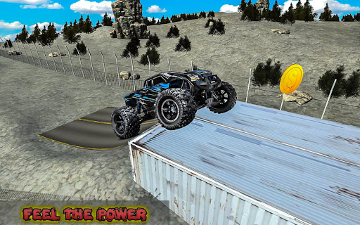 Extreme Monster Truck: Stunt Truck Game 1.0 screenshots 4