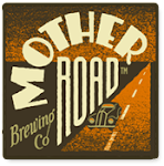 Logo for Mother Road Beer