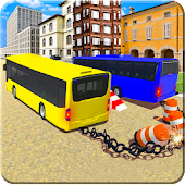 Chained bus simulator 2018