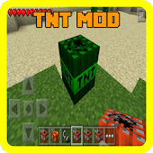 Too Much TNT for Minecraft PE