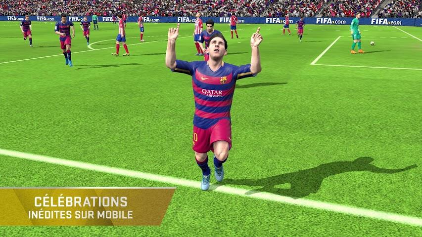 android FIFA 16 Screenshot 6