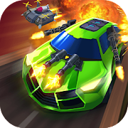 Road Rampage: Racing & Shooting to Revenge 2019 MOD APK 2.8 (Mega Mod)