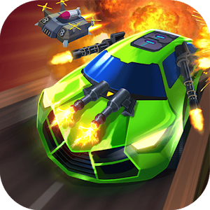Road Rampage v4.2.3 MOD APK Unlimited Gold/Diamonds