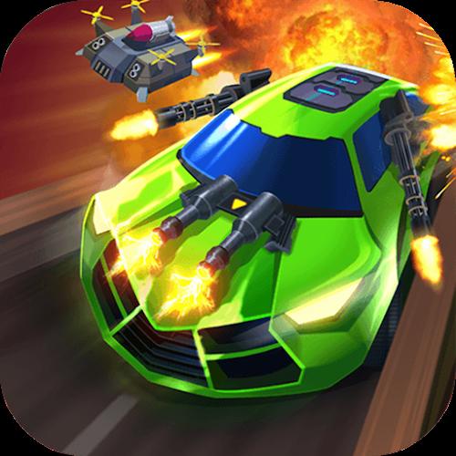 Road Rampage: Racing & Shooting to Revenge (Mod Money) 4.2.3mod