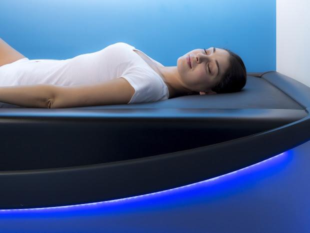 hydromassage massage relaxant drainant
