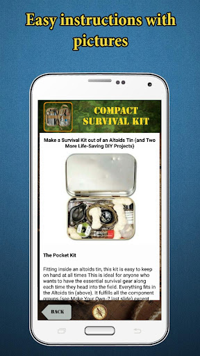 Ultimate Survival Guide 2.0 1.8 screenshots 4