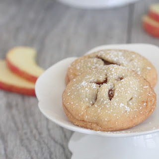 Peanut Butter Apple Hand Pies