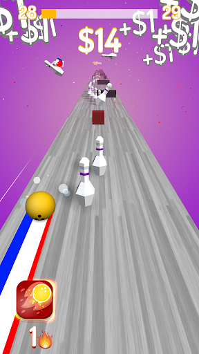 Infinite Bowling