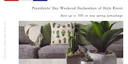 Declaration of Style Event - President's Day item