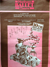 Photo: A poster for Madame Butterfly from 1979.