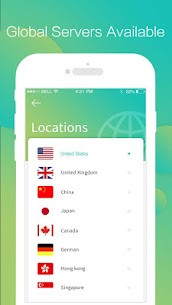 Hotspot VPN – Free Unlimited & Super VPN Proxy App Download For Android 3