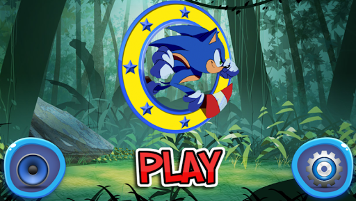 Super Sonic Run Adventure 2018 8 screenshots 4