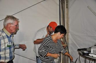 Photo: Marv, Buddy Lovell , and Rhonda