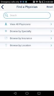 HSS App - náhled