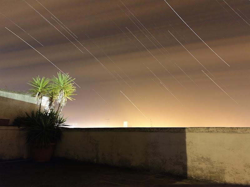 pioggia stellata di Mattia Lezzi