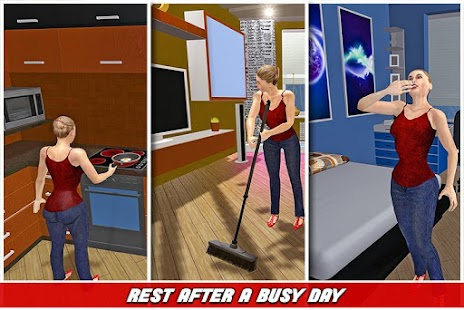 Virtual Mom Simulator: Ultimate Family Woman - náhled