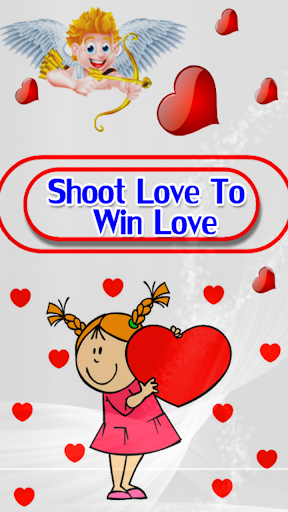 Heart Shooting Game