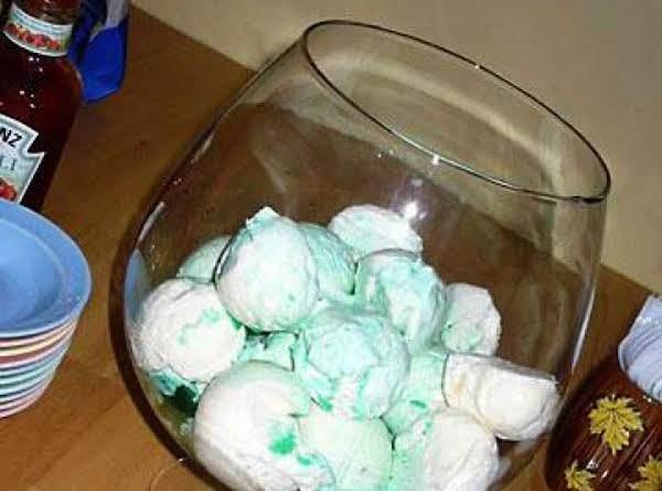 Creme De Menth Balls Recipe