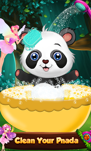 Panda Makeup Salon Games: Pet Makeover Salon Spa 1.01.0 screenshots 10