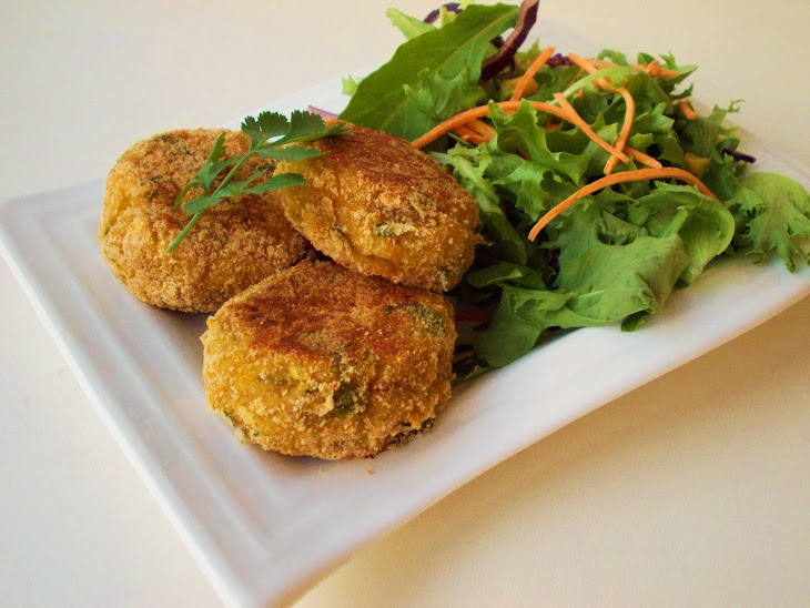Fish Cakes in Oven Recipe