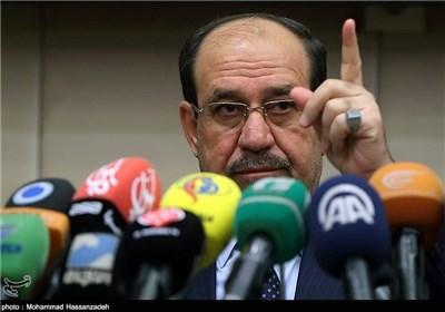 مالکی: تهدید ایران ناقض قوانین بین المللی است؛ ملت ایران تسلیم ناپذیر است