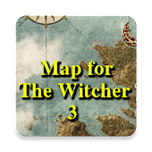 Map for The Witcher 3 Free