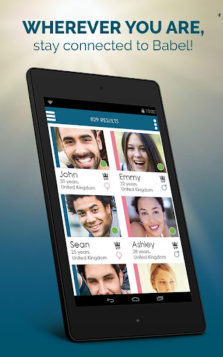 BABEL: International Chat & Dating for Android apk 8