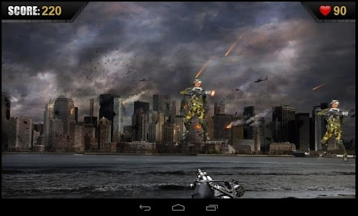 Download Shooting the Enemy For PC Windows and Mac apk screenshot 4
