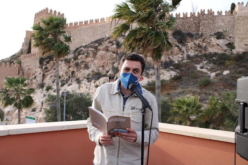 Álvaro Vera, 3º premio del Concurso Nacional de Relatos.