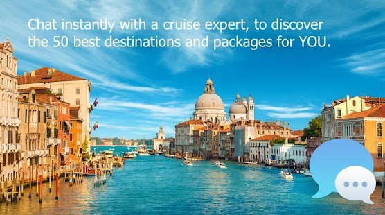 Chat with a cruise expert - náhled