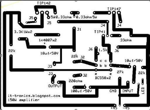 Power Amplifier Circuit Board image | 4