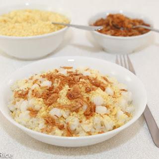 Sticky Rice and Hominy (Xoi Bap) Recipe