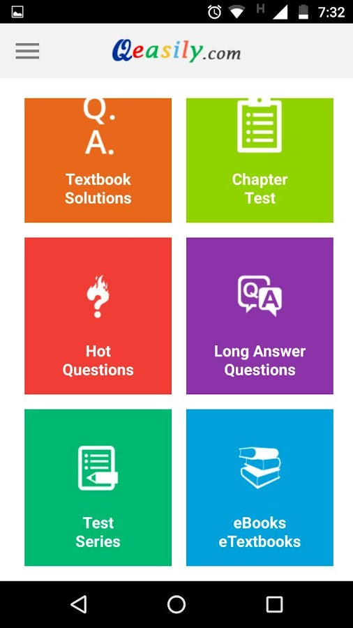Qeasily- NCERT CBSE & SSC Best SmartLearning App- screenshot