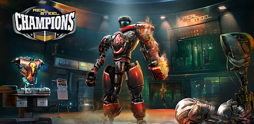 Real Steel Boxing Champions for PC