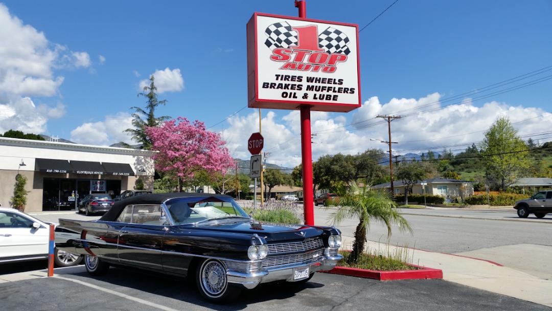 One Stop Automotive >> One Stop Automotive Auto Repair Shop In Glendale