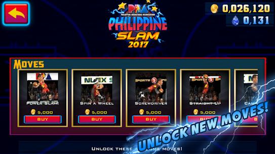 Philippine Slam! 2018 2.36 MOD (Unlimited Money) 4